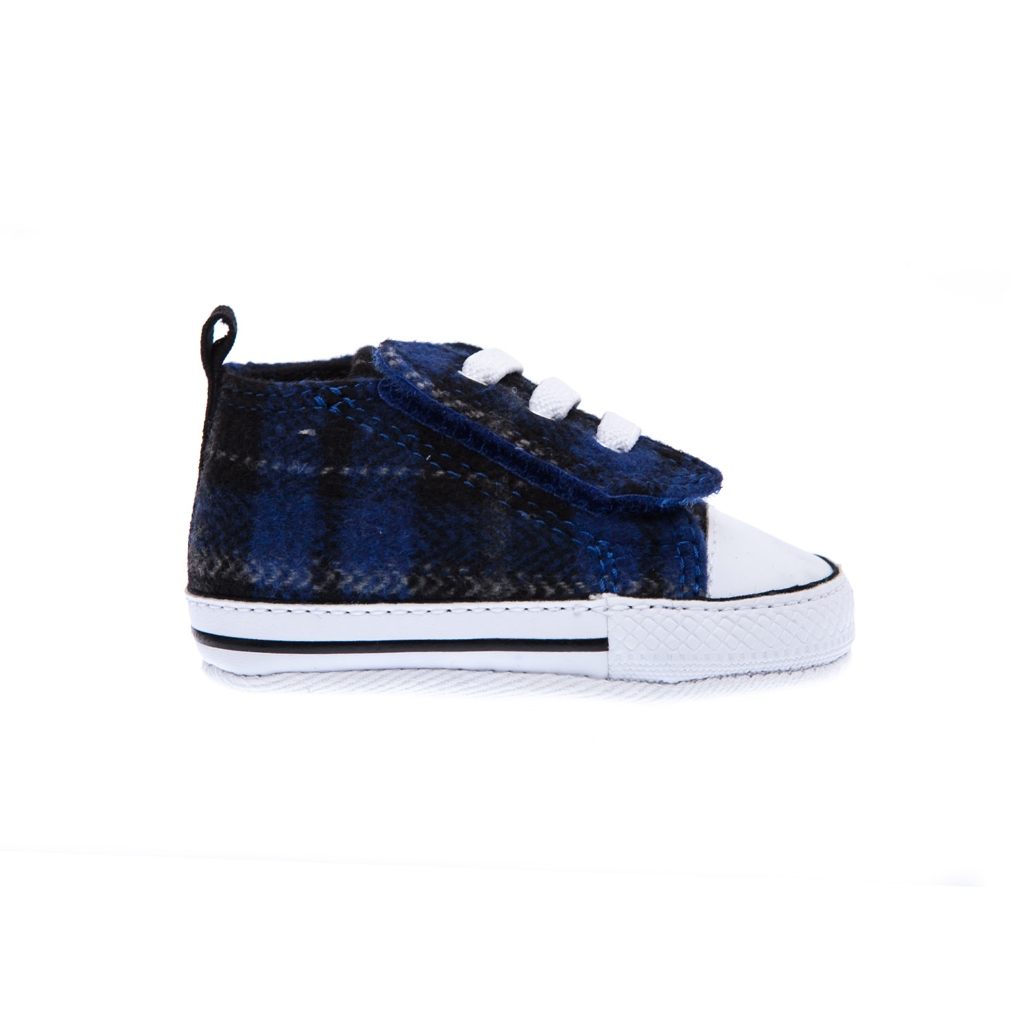 CONVERSE - Βρεφικά παπούτσια Chuck Taylor μπλε παιδικά baby παπούτσια sneakers