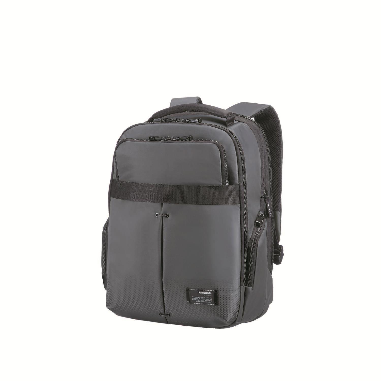 "SAMSONITE - Τσάντα πλάτης CITYVIBE LAPT. BACKP. 15""-16"" γκρι ανδρικά αξεσουάρ τσάντες σακίδια χαρτοφύλακες τσάντες laptop"