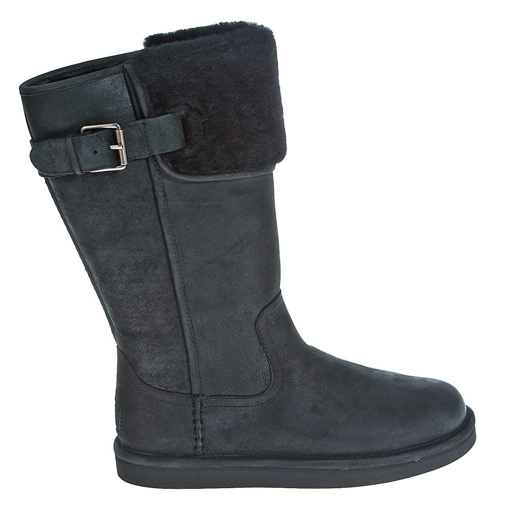 UGG – Γυναικείες μπότες UGG μαύρες