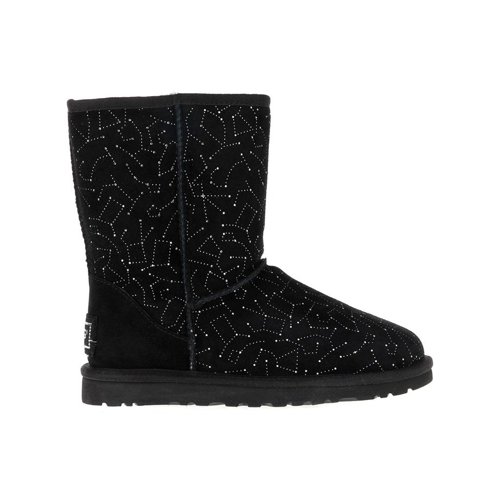 UGG – Γυναικείες μπότες CLASSIC SHORT CONSTELLATION UGG AUSTRALIA μαύρες