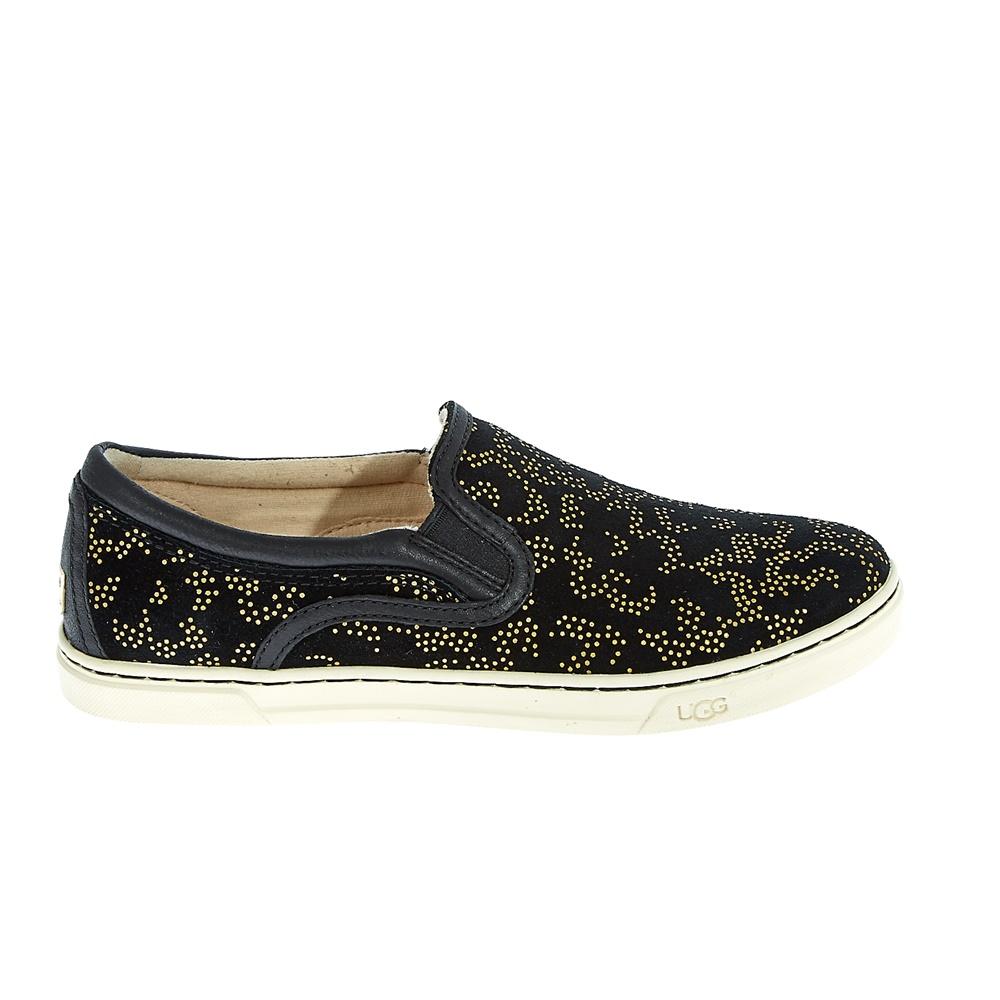 UGG – Γυναικεία slip-on παπούτσια UGG μαύρα