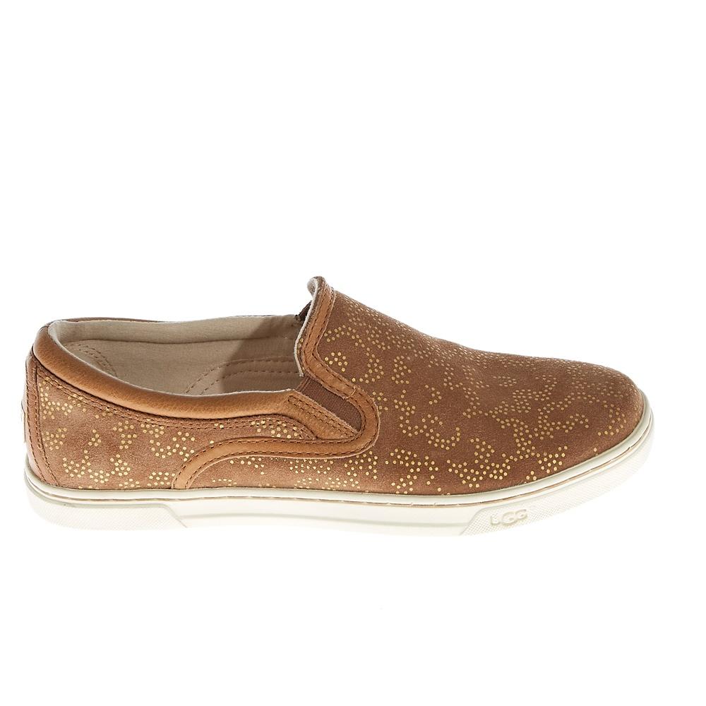 UGG – Γυναικεία slip-on παπούτσια UGG καφέ