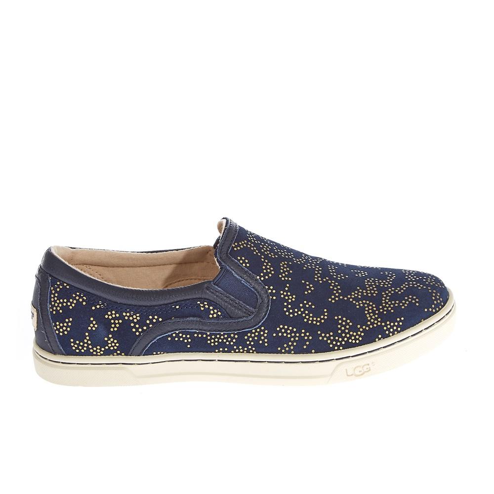 UGG – Γυναικεία slip-on παπούτσια UGG μπλε