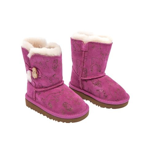 Παιδικά μποτάκια UGG ροζ-μοβ (1401834.0-00p3)  36c4b64c13b