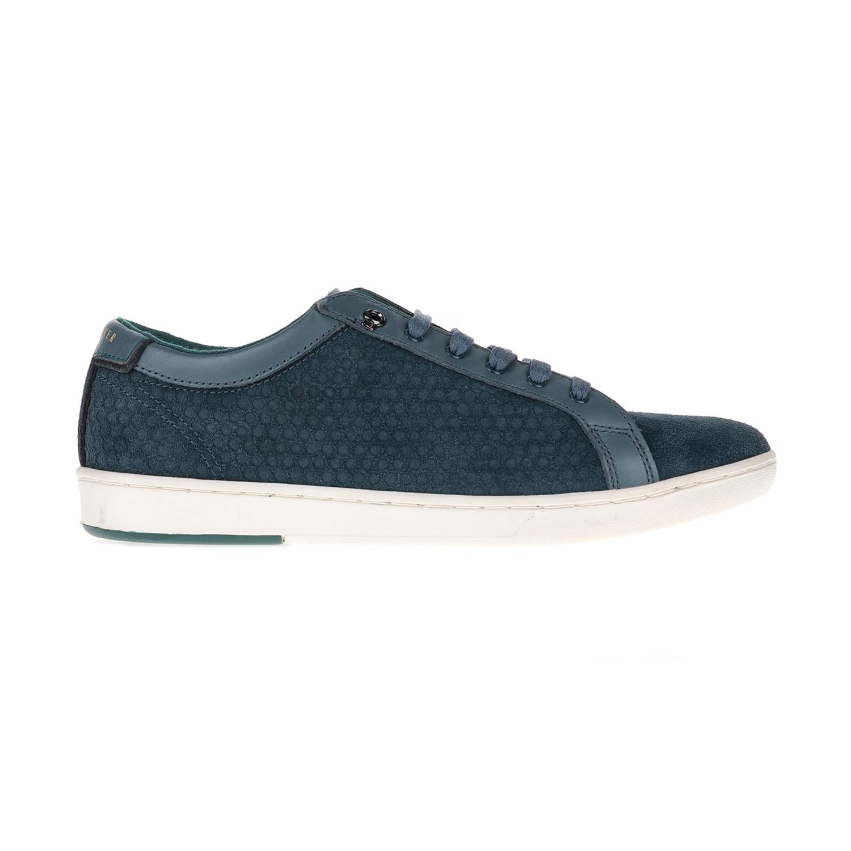 TED BAKER – Ανδρικά sneakers SLOWNE TED BAKER μπλε