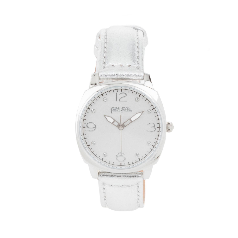 3bed9f6d91 Κοσμήματα. FOLLI FOLLIE – Γυναικείο ρολόι Folli Follie ασημί