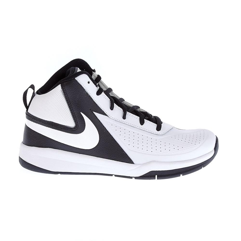 NIKE – Παιδικά παπούτσια Nike TEAM HUSTLE D 7 (PS) λευκά