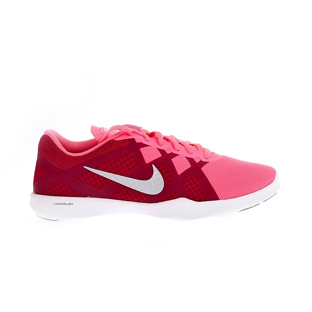 NIKE - Γυναικεία αθλητικά παπούτσια NIKE LUNAR LUX TR φούξια γυναικεία παπούτσια αθλητικά training