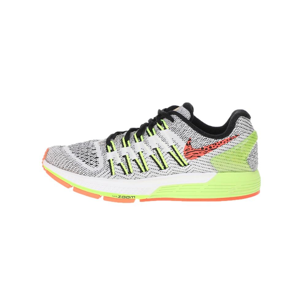 NIKE – Γυναικεία παπούτσια running NIKE AIR ZOOM ODYSSEY γκρι κίτρινα