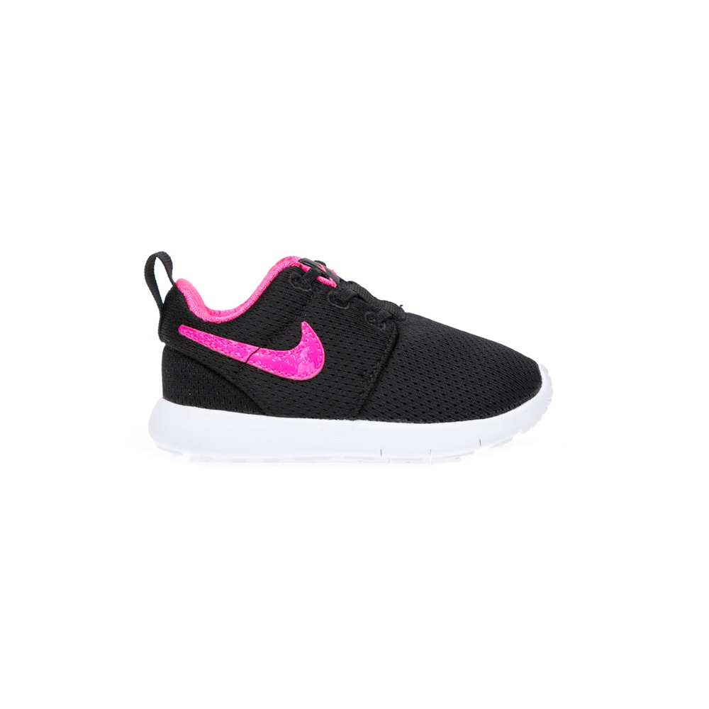 NIKE – Βρεφικά αθλητικά παπούτσια NIKE ROSHE ONE μαύρα