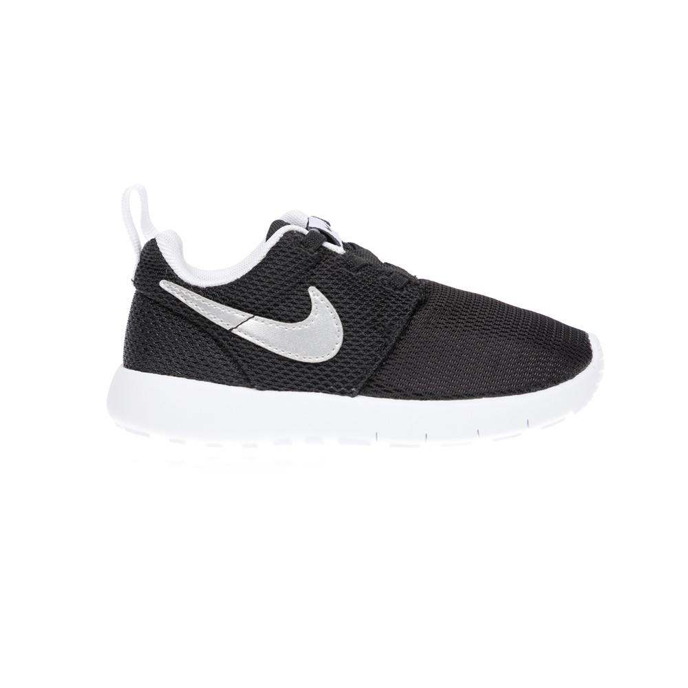 NIKE – Βρεφικά παπούτσια NIKE ROSHE ONE (TDV) μαύρα