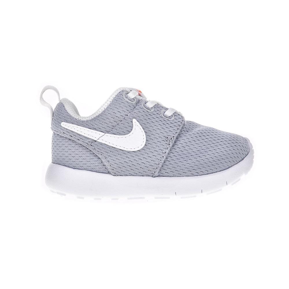NIKE – Βρεφικά παπούτσια NIKE ROSHE ONE γκρι