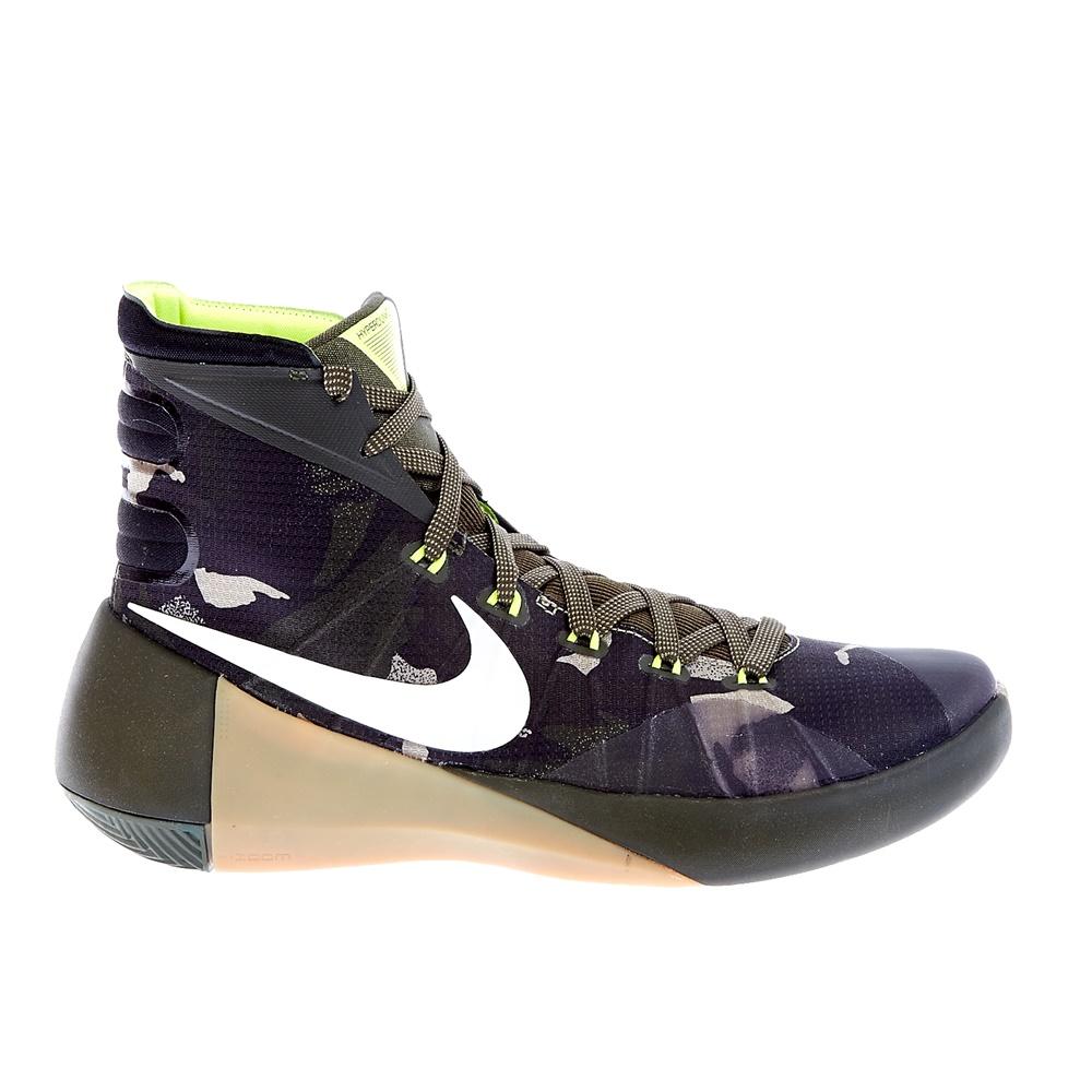 NIKE – Ανδρικά παπούτσια Nike HYPERDUNK 2015 PRM λαδί