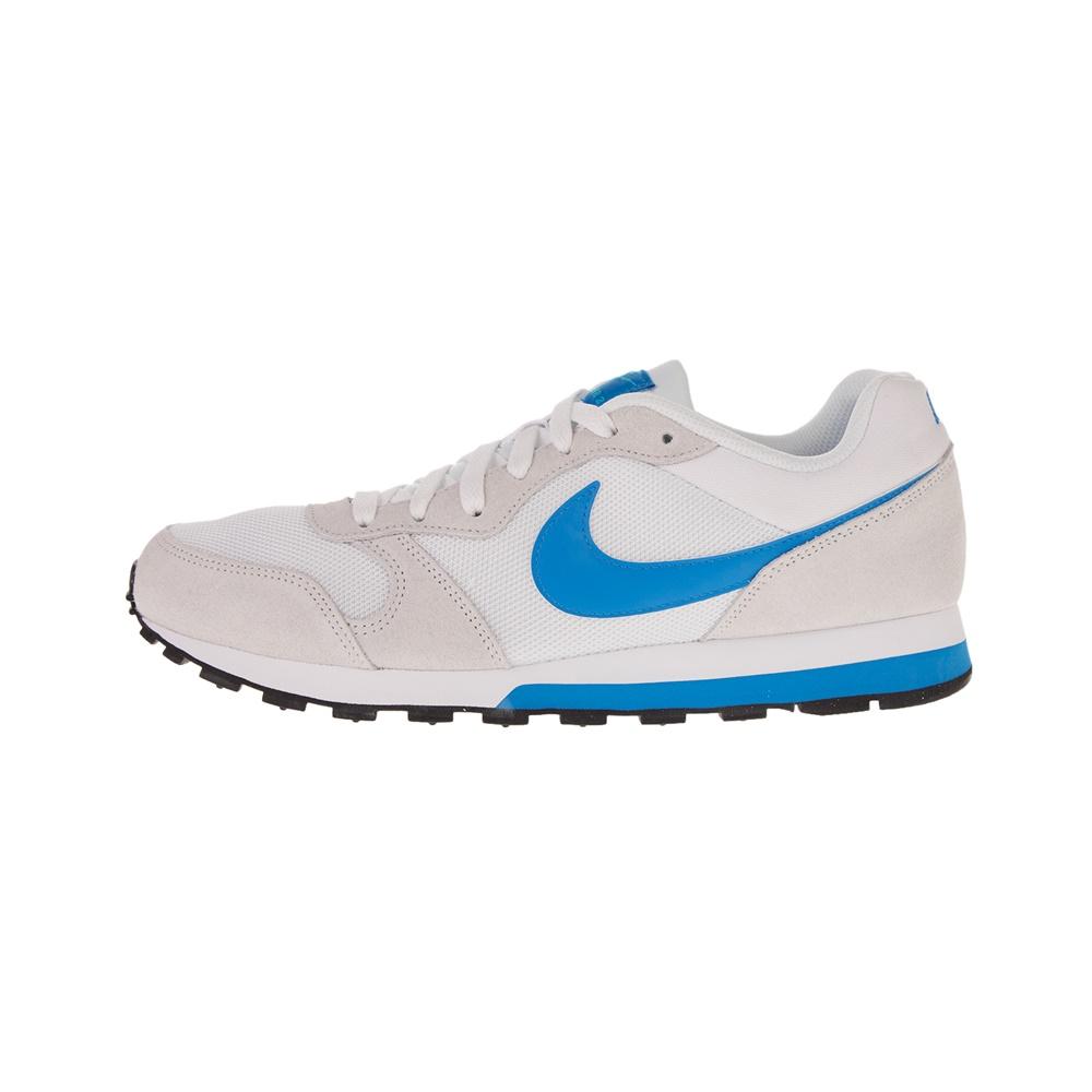 NIKE – Ανδρικά αθλητικά παπούτσια NIKE MD RUNNER 2 λευκά μπλε
