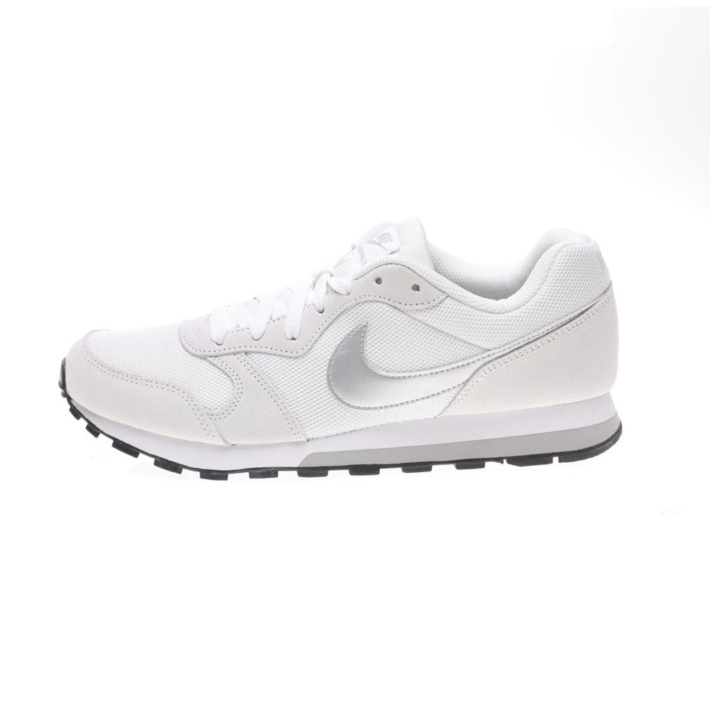 NIKE – Ανδρικά αθλητικά παπούτσια NIKE MD RUNNER 2 λευκά