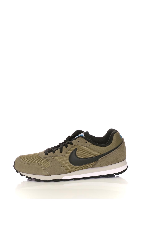 NIKE – Ανδρικά παπούτσια NIKE MD RUNNER 2 χακί