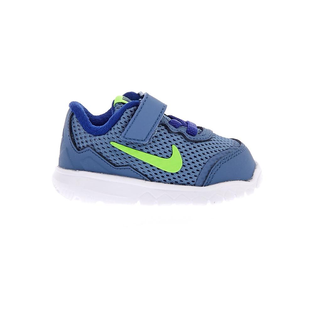 NIKE – Βρεφικά αθλητικά παπούτσια NIKE FLEX EXPERIENCE 4 μπλε