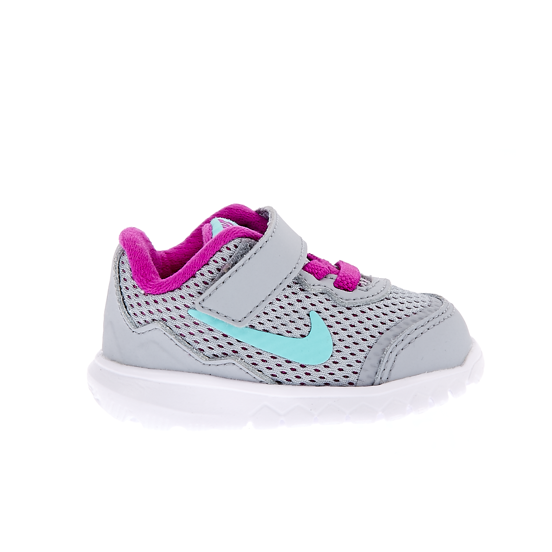 NIKE – Βρεφικά αθλητικά παπούτσια NIKE FLEX EXPERIENCE 4 γκρι