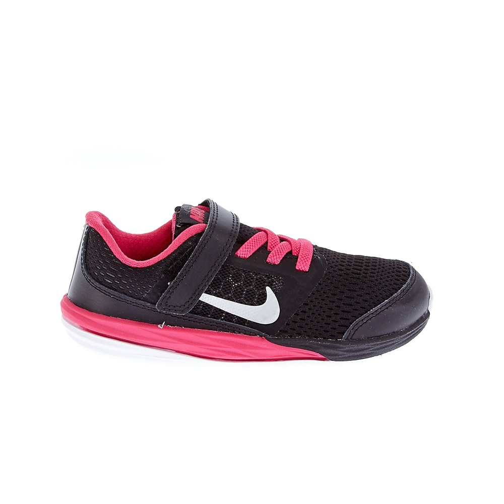 NIKE - Βρεφικά παπούτσια Nike KIDS FUSION (TDV) μαύρα παιδικά baby παπούτσια αθλητικά