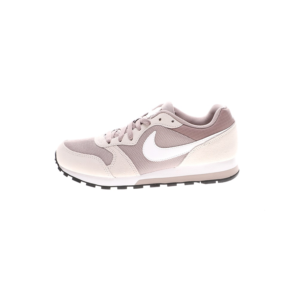 NIKE – Γυναικεία παπούτσια running NIKE MD RUNNER 2 μπεζ