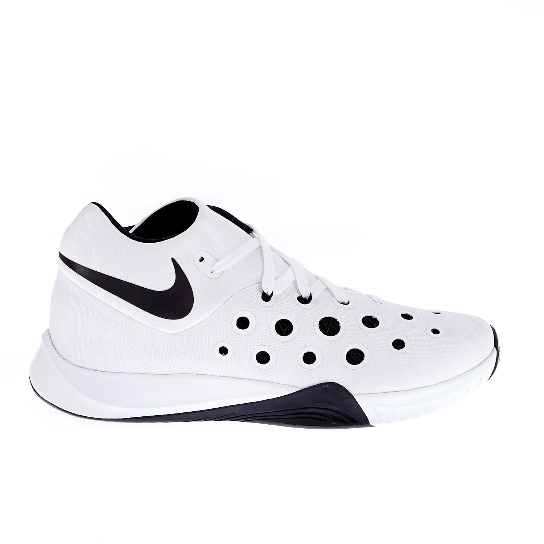 NIKE – Ανδρικά παπούτσια Nike ZOOM HYPERQUICKNESS 2015 λευκά