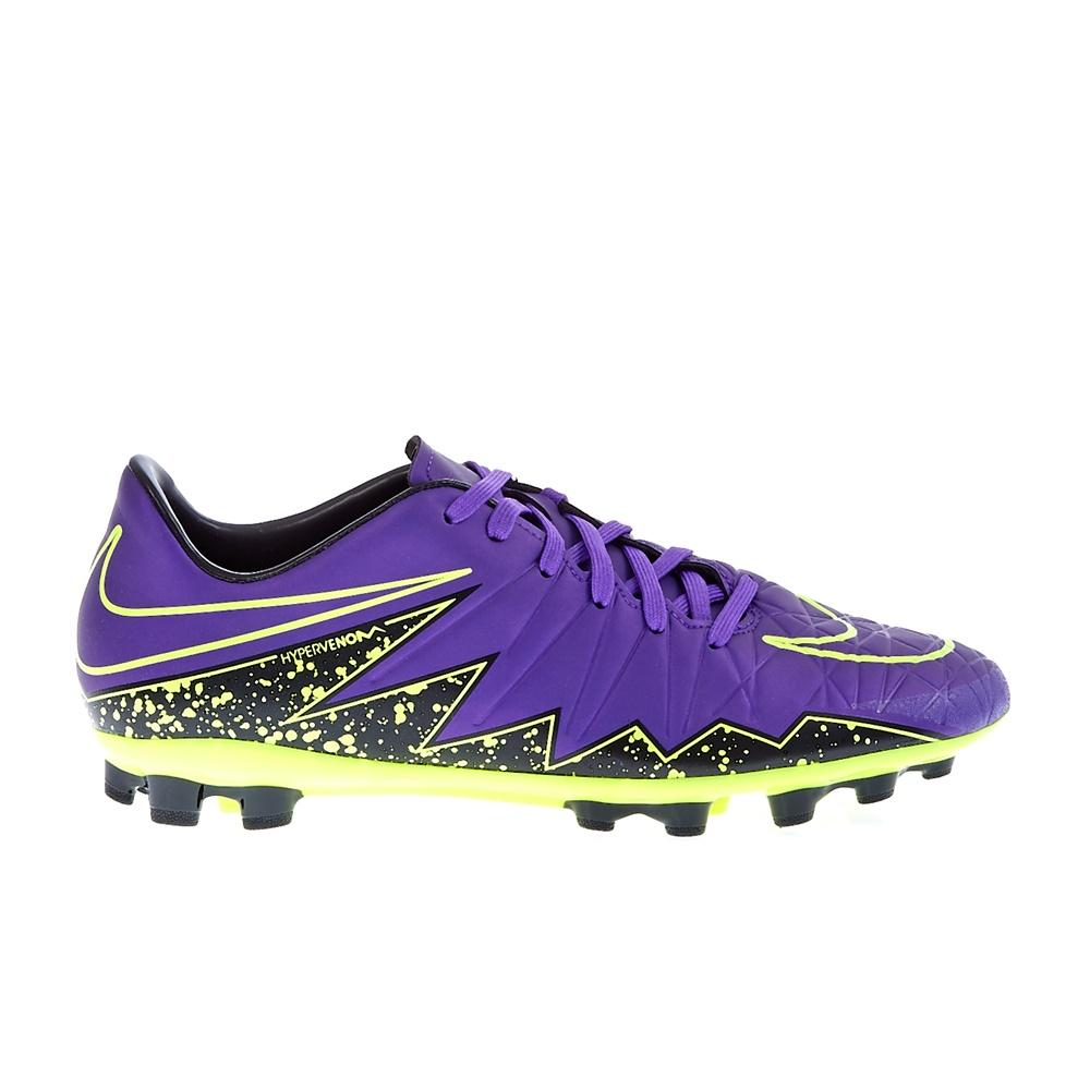 NIKE – Ανδρικά παπούτσια Nike HYPERVENOM PHELON II AG-R μωβ