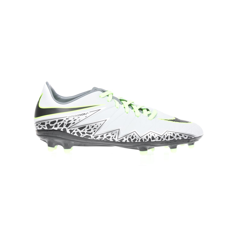 NIKE – Αθλητικά παπούτσια NIKE HYPERVENOM PHELON II FG ασπρόμαυρα