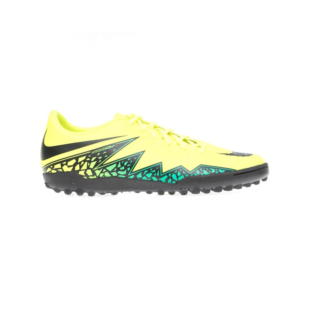 NIKE – Ανδρικά παπούτσια NIKE HYPERVENOM PHELON II TF κίτρινα