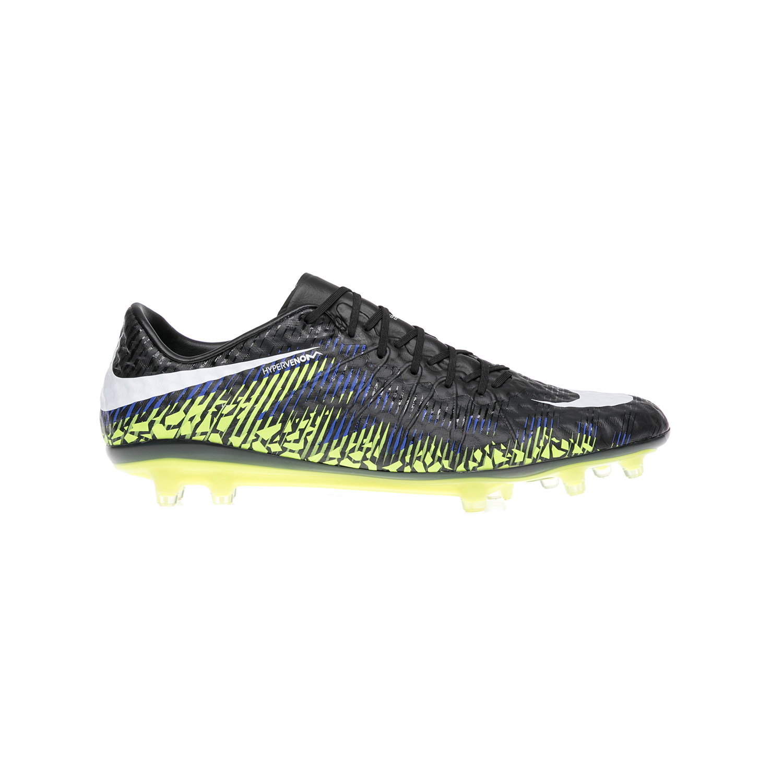 NIKE - Αντρικά παπούτσια NIKE HYPERVENOM PHINISH FG μαύρα ανδρικά παπούτσια αθλητικά football