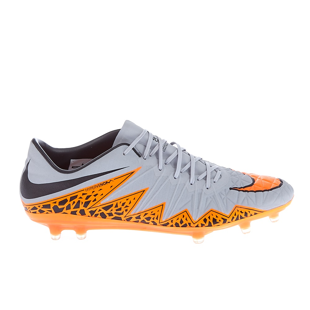NIKE – Ανδρικά παπούτσια Nike HYPERVENOM PHINISH FG γκρι 33bafc0592b