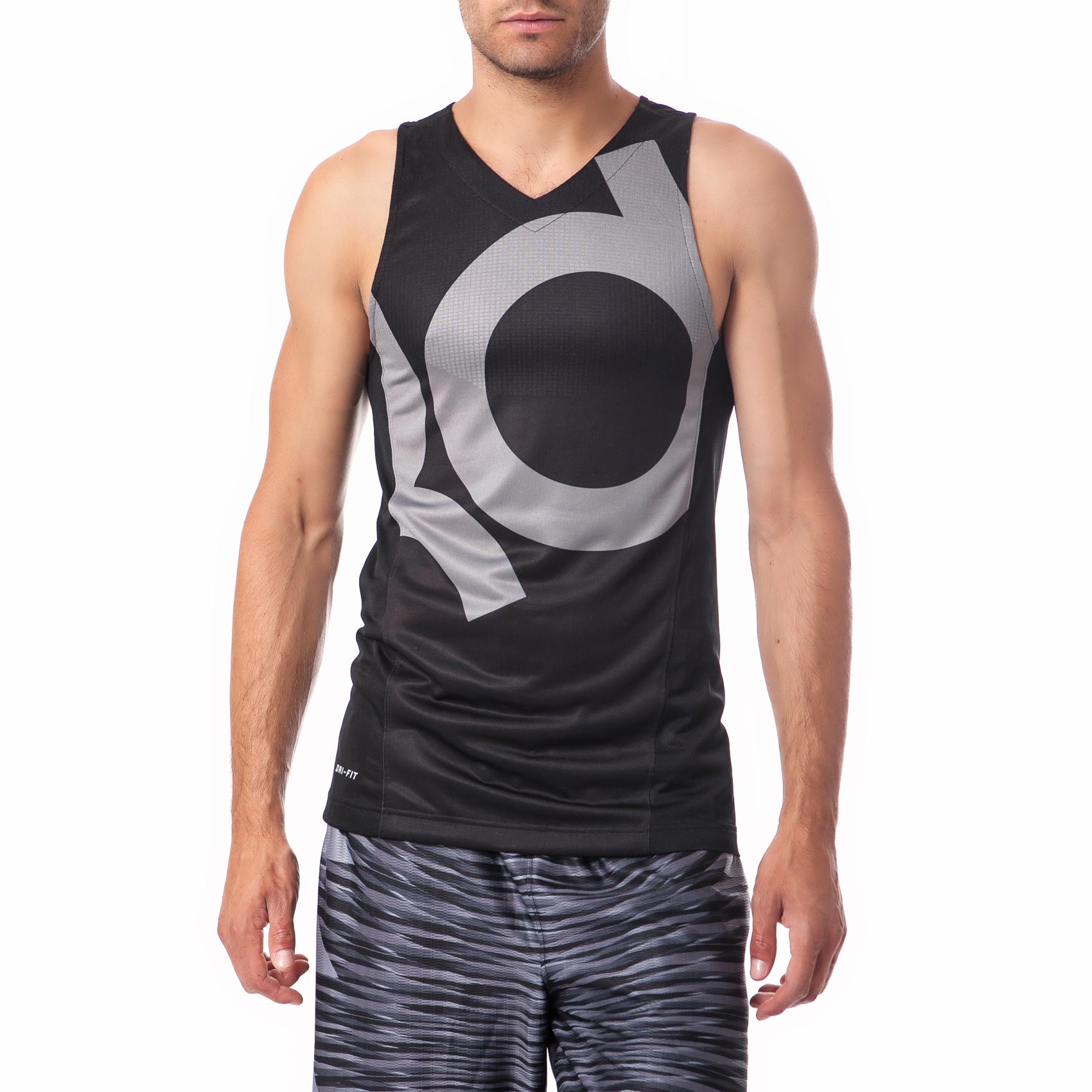 NIKE - Ανδρική μπλούζα Nike μαύρη c30ee4b1db7