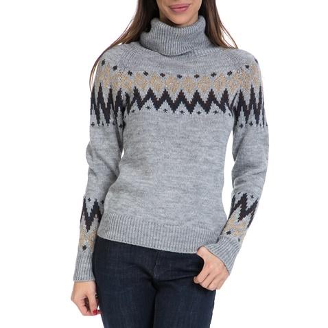 4fc400cd1705 Γυναικείο πουλόβερ KAILY GAS γκρι (1405449.0-0088)