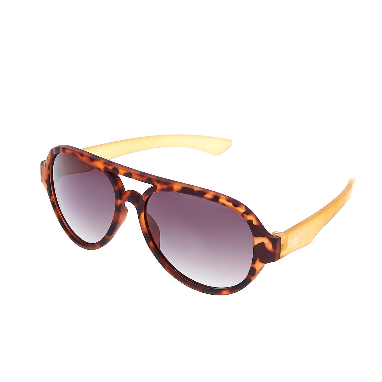 BREO - Unisex γυαλιά ηλίου FLIGHT καφέ γυναικεία αξεσουάρ γυαλιά ηλίου