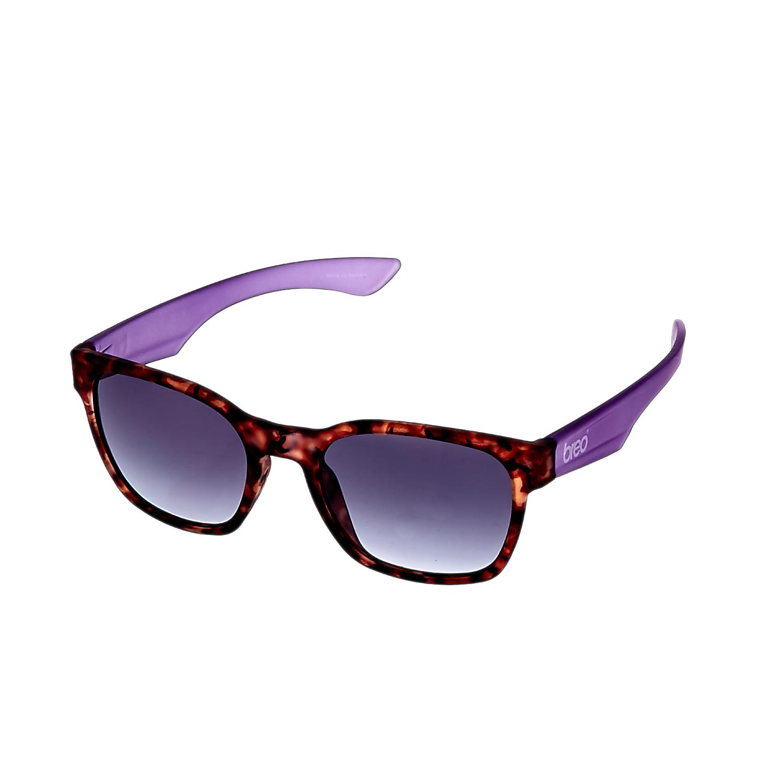 6173b9d4ca BREO - Γυναικεία γυαλιά ηλίου SUNDOWN καφέ-μοβ
