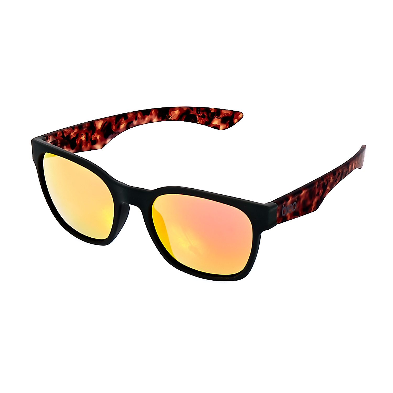 BREO - Unisex γυαλιά ηλίου SUNDOWN MIRROR μαύρα γυναικεία αξεσουάρ γυαλιά ηλίου