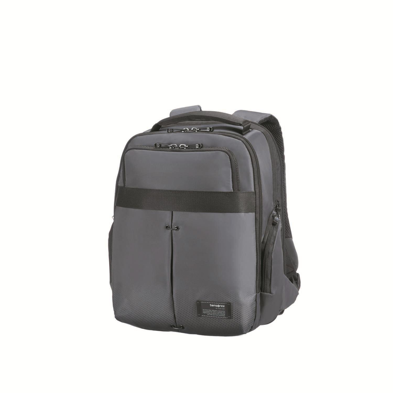 "SAMSONITE - Τσάντα πλάτης CITYVIBE LAPT. BACKP. 13""-14"" γκρι ανδρικά αξεσουάρ τσάντες σακίδια χαρτοφύλακες τσάντες laptop"