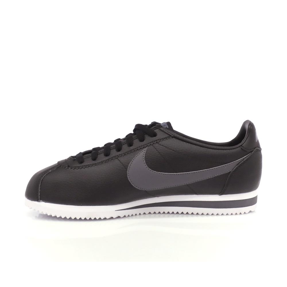 NIKE – Ανδρικά παπούτσια CLASSIC CORTEZ LEATHER μαύρα