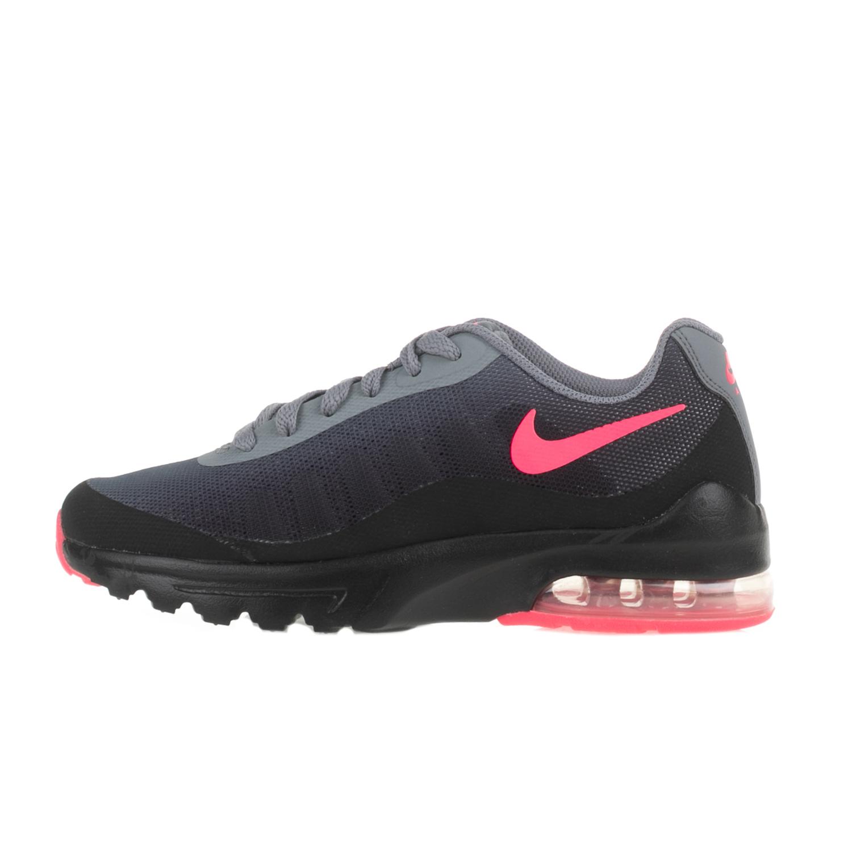 NIKE – Κοριτσίστικα αθλητικά παπούτσια Nike Air Max Invigor (GS) μαύρα-ροζ