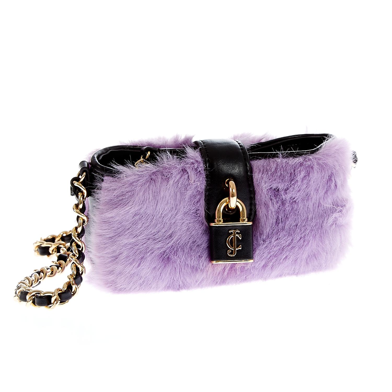 JUICY COUTURE – Γυναικεία τσάντα Juicy Couture μωβ 1409506.0-00D1