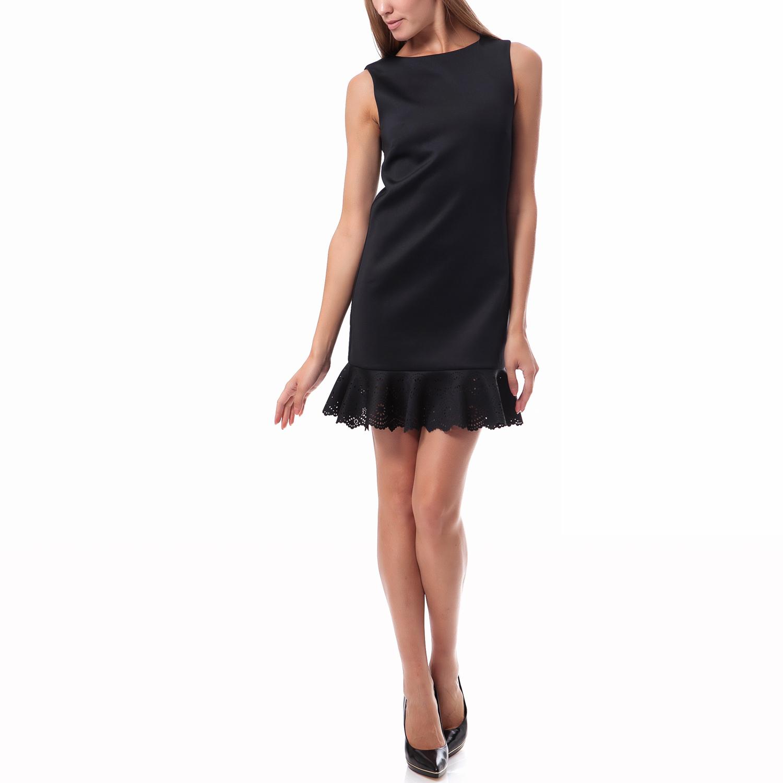 TED BAKER - Γυναικείο φόρεμα Ted Baker μαύρο