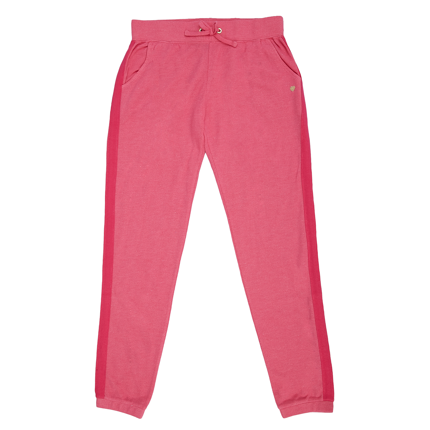 a6d0ee6573d JUICY COUTURE KIDS - Παιδικό παντελόνι Juicy Couture φούξια