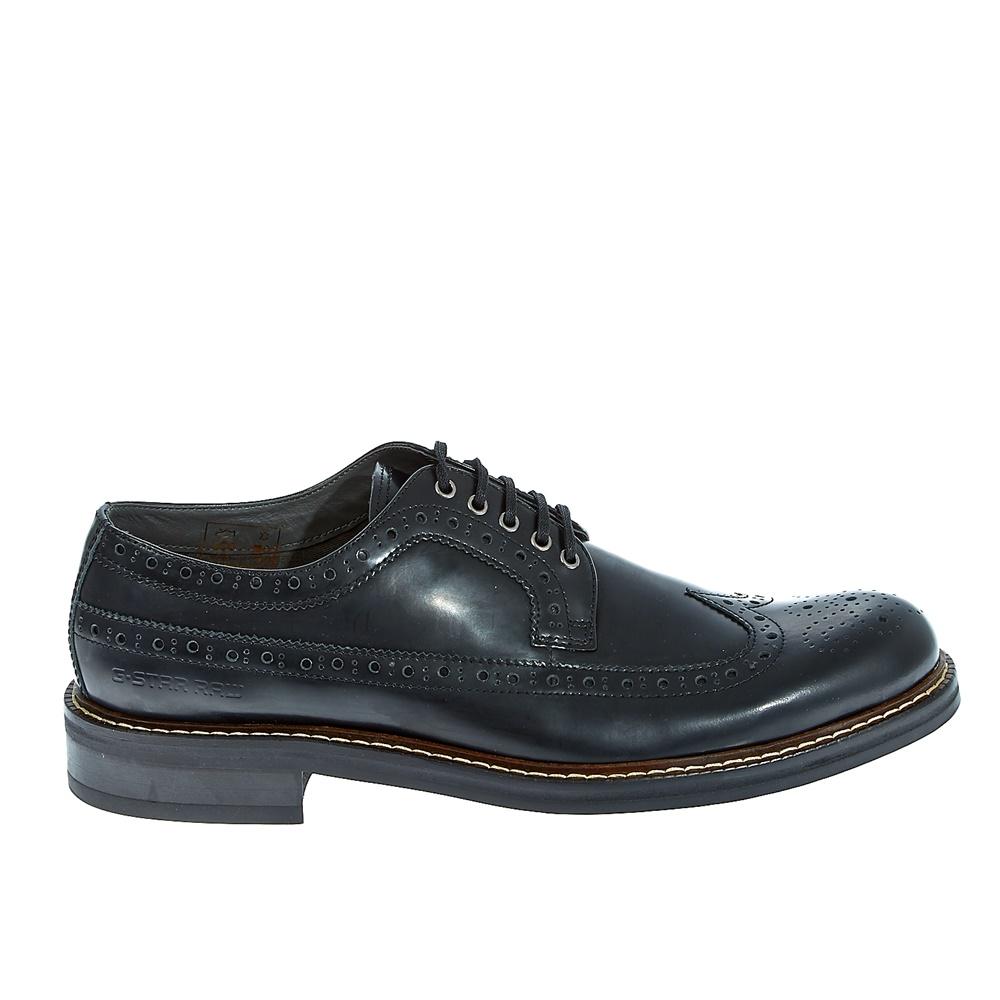 "G-STAR RAW – Ανδρικά παπούτσια ""Trent Longwing"" μαύρα"