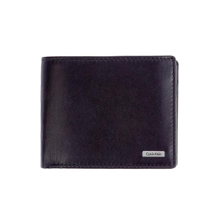 4a05fa12e2 Ανδρικό πορτοφόλι Calvin Klein Jeans μαύρο (1412425.0-0071 ...
