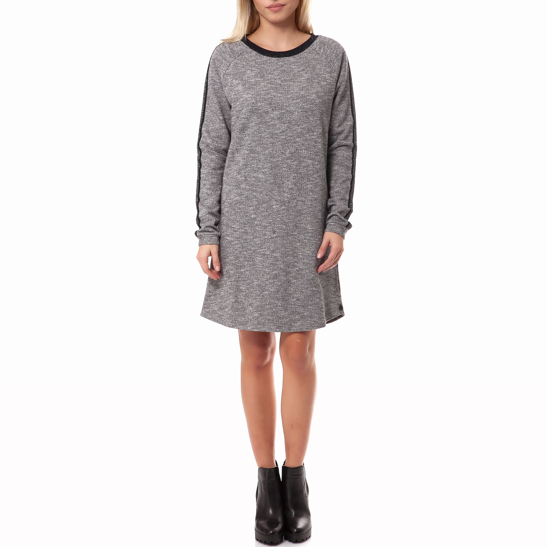 SCOTCH & SODA - Γυναικείο φόρεμα Maison Scotch γκρι γυναικεία ρούχα φορέματα μίνι