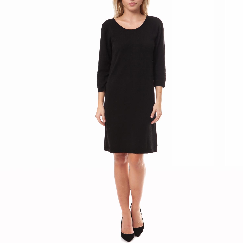 SCOTCH & SODA - Γυναικείο φόρεμα Maison Scotch μαύρο γυναικεία ρούχα φορέματα μίνι