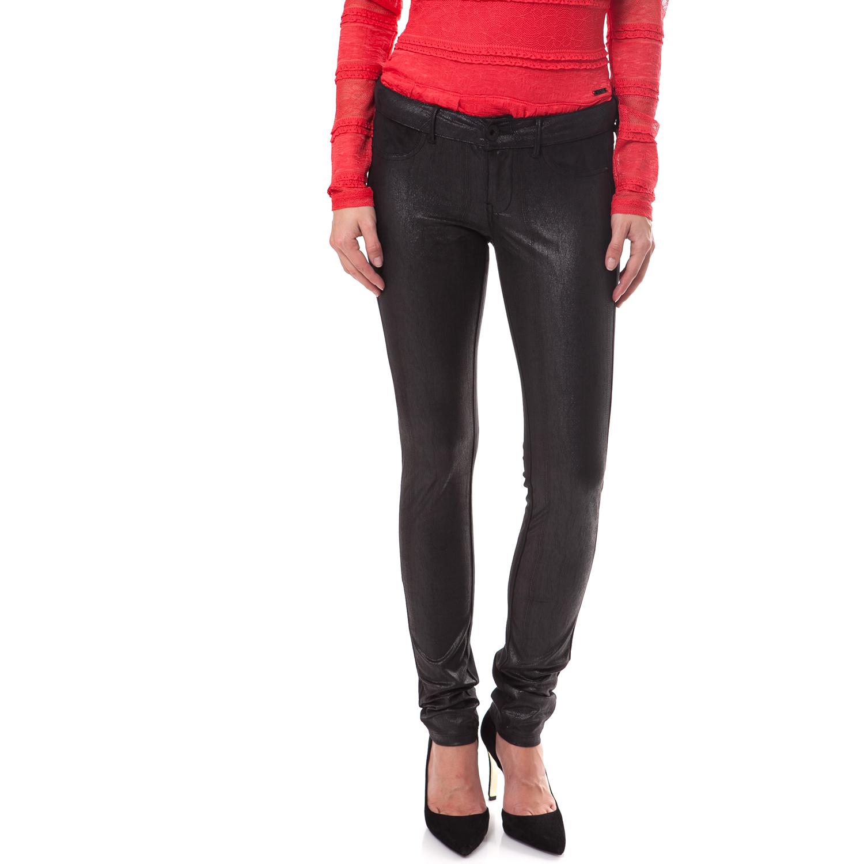 dd30a3383baa GUESS - Γυναικείο παντελόνι Guess μαύρο