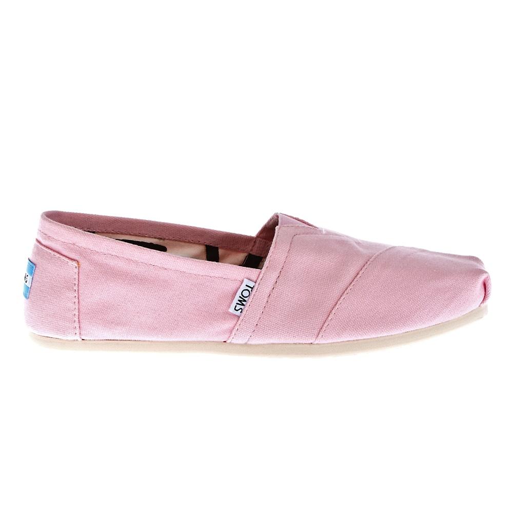 TOMS – Γυναικεία slip-on TOMS ροζ