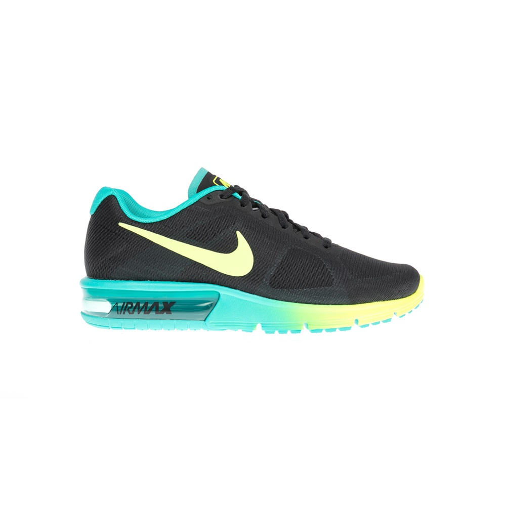 NIKE – Γυναικεία αθλητικά παπούτσια NIKE AIR MAX SEQUENT μαύρα