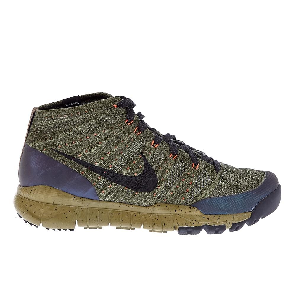 NIKE – Ανδρικά παπούτσια Nike FLYKNIT TRNR CHUKKA FSB χακί