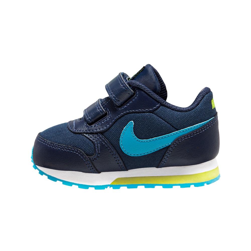 NIKE – Βρεφικά παπούτσια Nike MD Runner 2 (TDV) μπλε